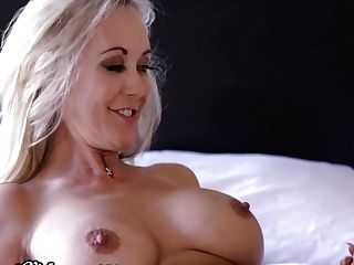 Adriana Chechik Squirts For Bf's Mom, Brandi Love!